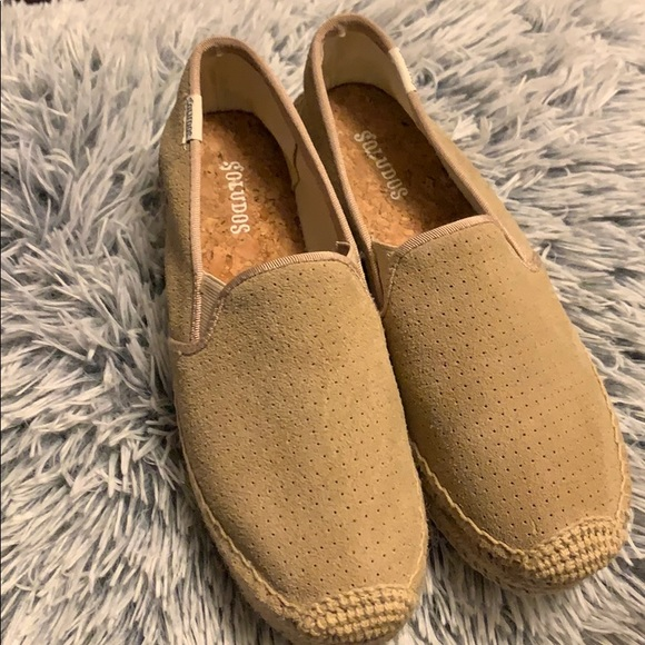Soludos Shoes - Soludos platform flats